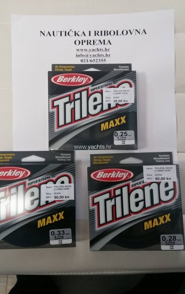 Najlon trilene SUPER STRONG MAXX 0,33mm 300met 9,7kg