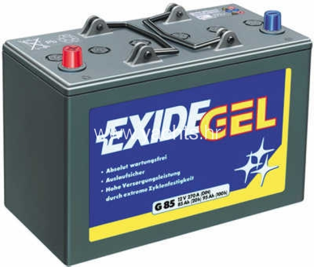 exide gel g85 batteries exide gel batteries exide batteries. Black Bedroom Furniture Sets. Home Design Ideas